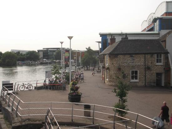 ‪Brayford Pool‬