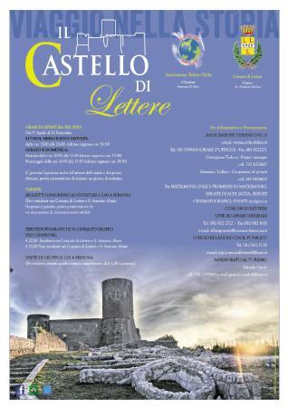 Lettere, Italia: Gli orari di apertura