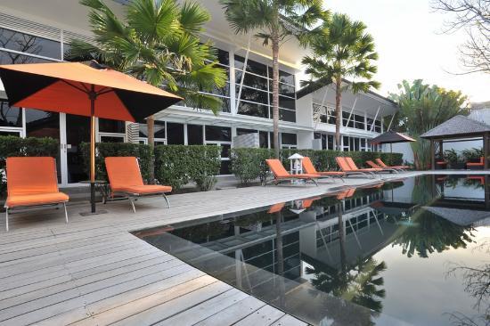 Bali Yarravillas: Pool