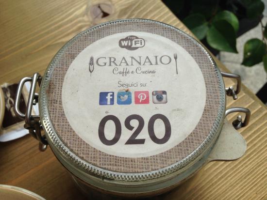 Wifi foto di granaio caff e cucina milano tripadvisor - Granaio caffe e cucina ...