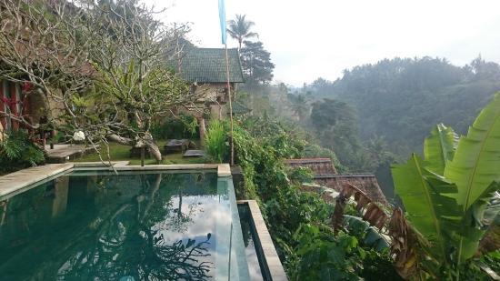 Anhera Suite: Infinity pool with beautiful views