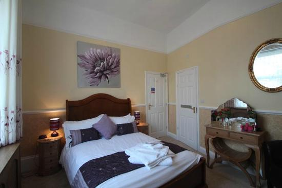 Victoria Mount Guest House: luxury double room
