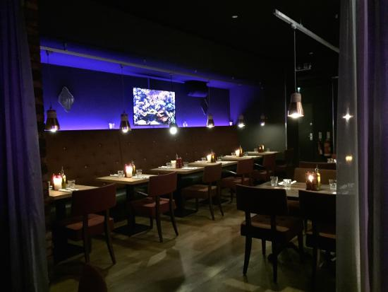 pentahotel Ipswich: Bar area