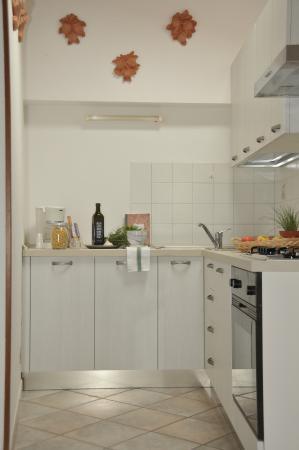 Agriturismo Renai e Monte: Cucina- Casa Vecchia