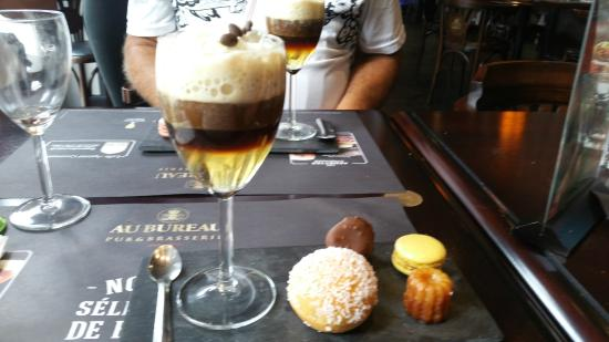 cafe gourmand Picture of Au Bureau Strasbourg TripAdvisor