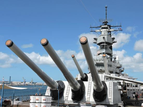 Battleship Missouri Memorial