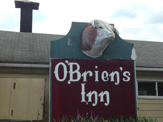 O'Briens Inn: Love that Bull!