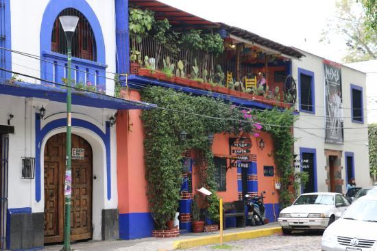 Meson Antigua Santa Catarina