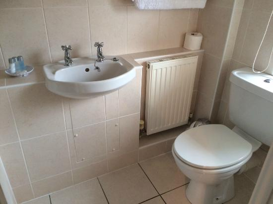 Colyton Holiday Cottages - White Cottage: Ensuite