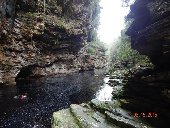 Eden Adventures : The bottom of the Canyon and the Kaaiman River