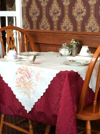 Queen Charlotte Tea Room Niagara Falls