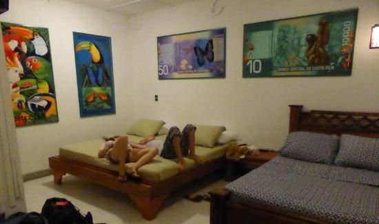 Jungle Villa: zimmer