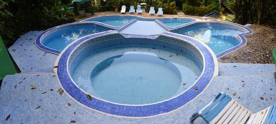Jungle Villa: pool 1