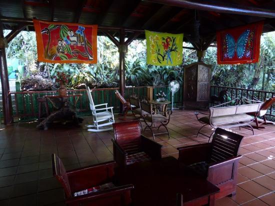 Jungle Villa: aufenthaltsbereich 3