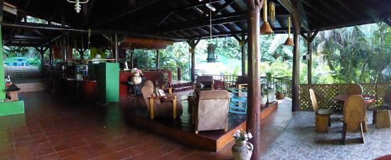 Jungle Villa: aufenthaltsbereich 1