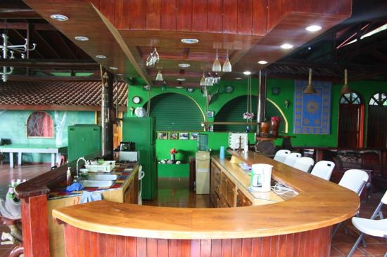 Jungle Villa: aufenthaltsbereich 2