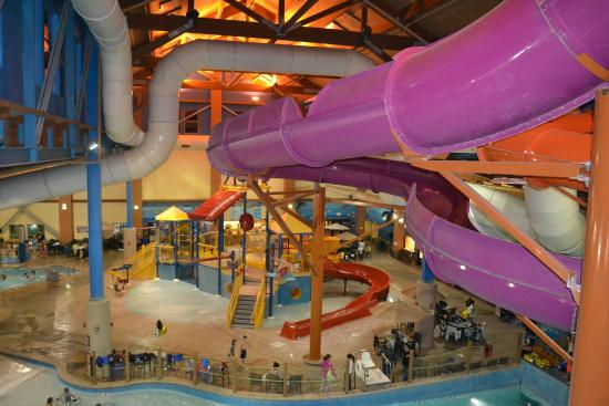 Reef Indoor Water Park