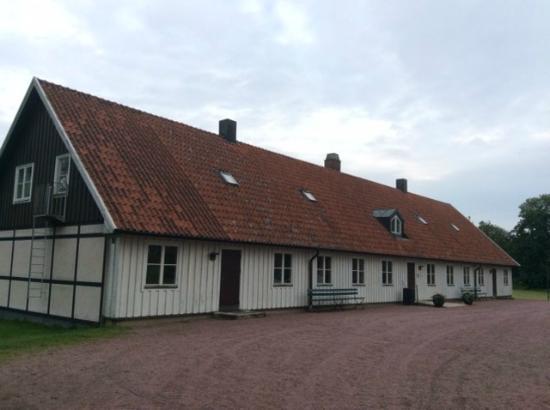 Backaskog Slott: The Annex