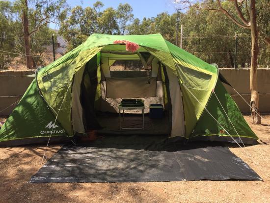 Camping Albergue Tau