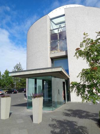 Museo Nacional de Islandia: Facade