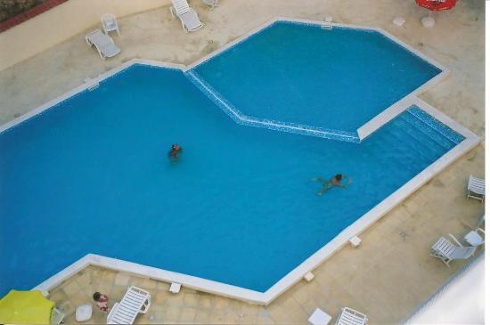 Hotel Royal: бассейн