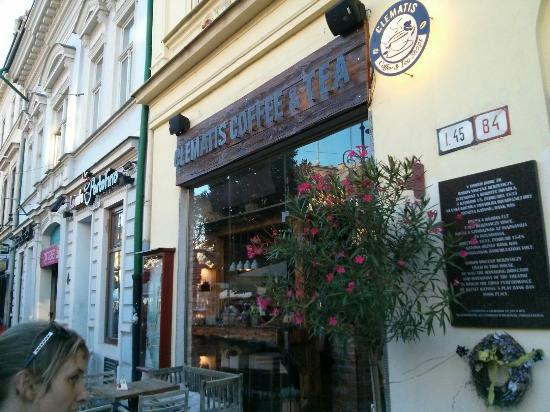 Clematis Coffee And Tea Kosice