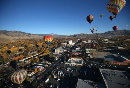 Carson City Culture & Tourism Authority