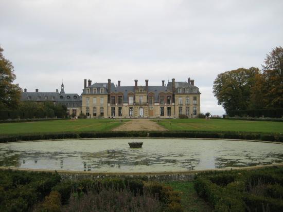 Thoiry, Frankreich: парк