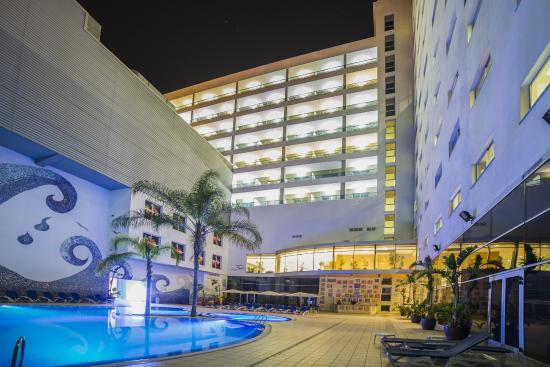 Hotel Gandía Palace: Piscina