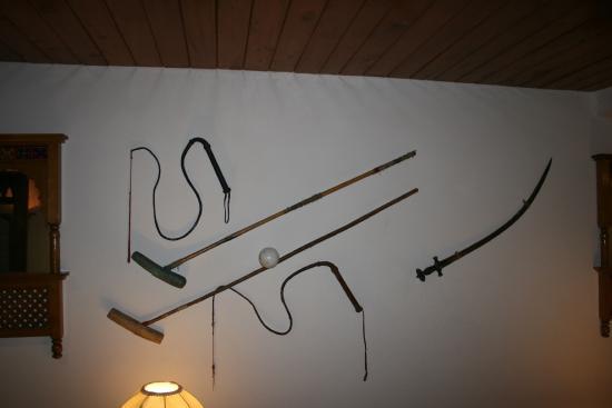 Dumani: Antique Polo Equipment