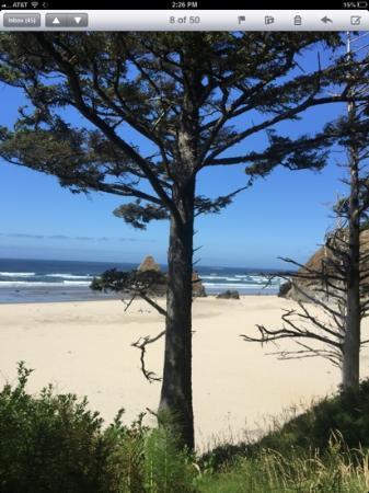 Arcadia Beach State Recreation Area