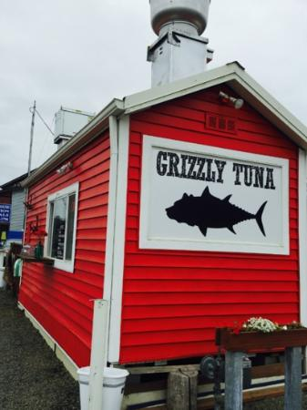 Grizzly Tuna