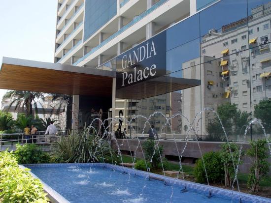 Gimnasio photo de hotel gandia palace playa de gandia for Gimnasio gandia