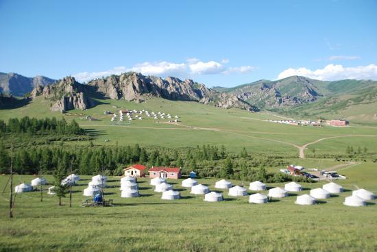 Gorkhi-Terelj National Park: monastero buddista