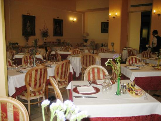 Abano Terme, Itália: Ess-Saal
