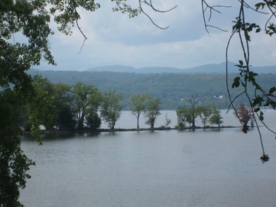 Crown Point State Historic Site: Lake Champlain Crown Point NY