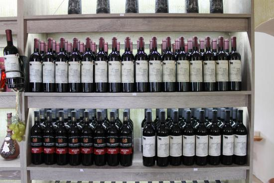 Kindzmarauli Corporation Wine House: магазин
