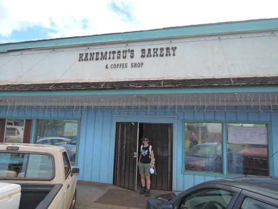 Kaunakakai, هاواي: popular with locals