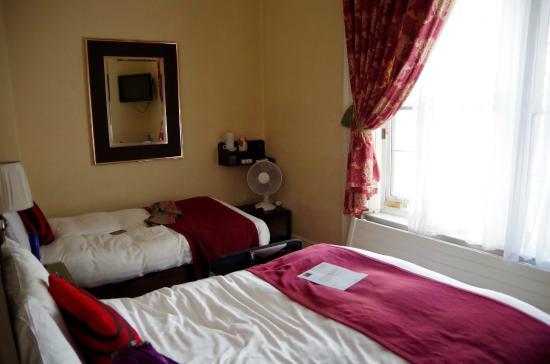 Fitzwilliam Townhouse: Zimmer für 3 Personen