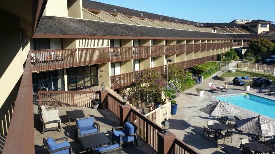 Room bathroomPicture of Hilton Garden Inn Monterey Monterey