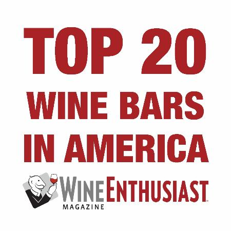 Tastes of the Valleys Wine Bar & Shop: Top 20 Wine Bars in America, Wine Enthusiast Magazine