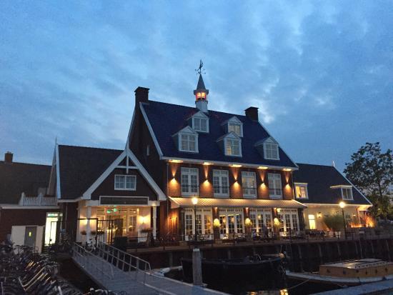Hotel In Huizen : Restaurant nautisch kwartier picture of restaurant nautisch