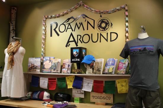 Roam'n Around: Upper level
