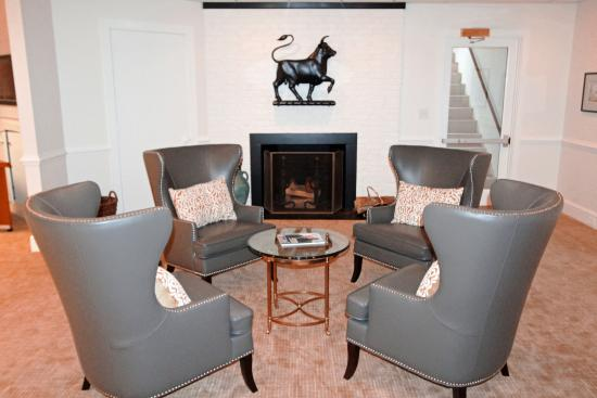 Wye River, A Dolce Conference Center : Houghton House Conference Room - Seating Nook