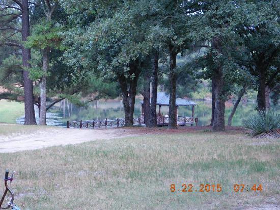 Deer Lake Cabins Ranch Resort: Great views, Great fishing!