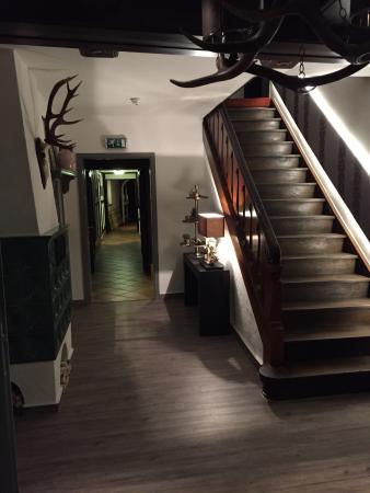 Romantisches Hotel Menzhausen: Ein tolles Hotel, sehr edles Design.