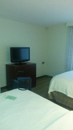 Residence Inn by Marriott Minneapolis Edina: Boring Room