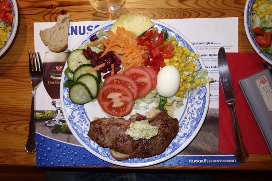 Gasthof Engelberg: Super eten!