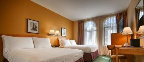 Hotel Bijou Two Double Beds