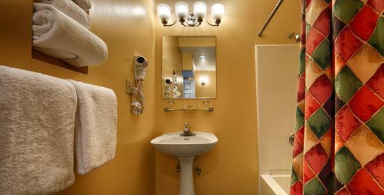 Hotel Bijou Bathroom